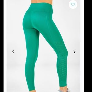 Fabletics Leggings Sync High-Waisted Perforated XS